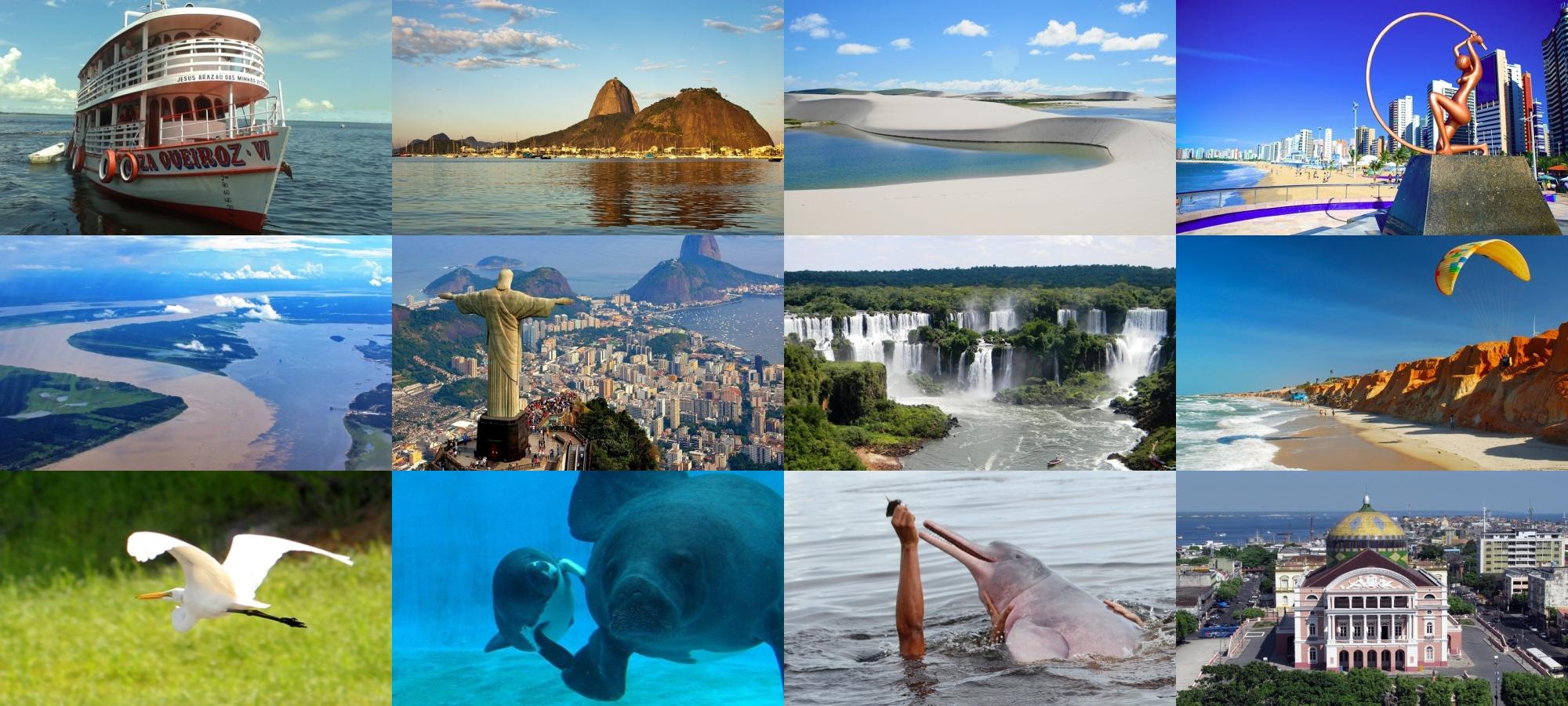 Brazil Booking